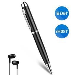 Digital Voice Recorder Pen,Audio Recorder Pen with Playback