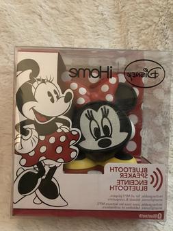 DISNEY IHOME MINNIE MOUSE Bluetooth Speaker MP3 Player, Smar