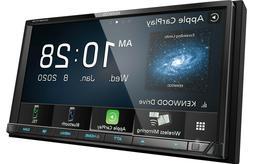 Kenwood DMX9707S 2 DIN Media Player Wireless Android CarPlay