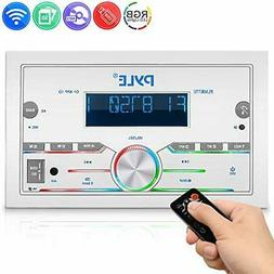 PLRVST400 Bluetooth Streaming RV Wall Mount Audio/Video Rece
