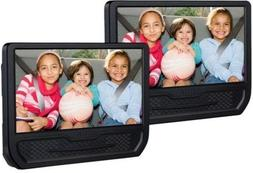 RCA DRC79981E 9-inch Dual Screen Portable DVD Player - Black