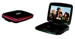 "RCA  8"" Portable Multimedia CD/DVD Player - USB Flash and SD"
