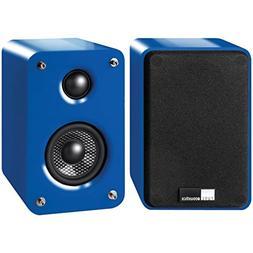Pure Acoustics DREAMBOX 3 2-Way Speakers Blue 125W Max Handl