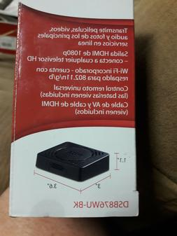 RCA DSB876WU-WH Wi-Fi Streaming Media Player