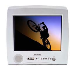 "Daewoo DTQ14U5SC 14"" Flat Screen TV"