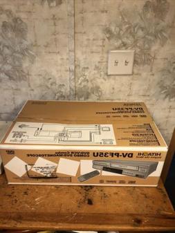 Hitachi DV-PF35U DVD VCR Combo Player Recorder Brand New Sea