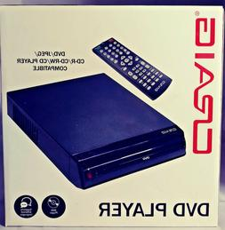 CRAIG DVD PLAYER DVD / JPEG / CD-R / CD-RW / CD PLAYER COMPA