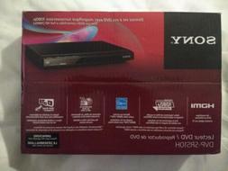 Sony DVP-SR510H DVD Player - Black NEW SEALED!!!!!