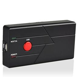 DigitNow Easy Button Video Recorder with TF Card, Directly C