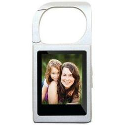Eclipse Replay 4gb Digital Picture Frame Keychain / MP3 Play