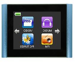 Eclipse T180 4GB MP3 Blue  -