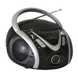 NAXA Electronics NPB-246 Portable MP3/CD Player with AM/FM S