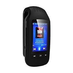 Newest HOTT Mini Clip Metal USB MP3 Bluetooth Player Support