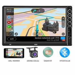 Estereo De Pantalla con Bluetooth Para Coche Carro Auto MP5