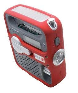 Etón American Red Cross ARCFR360R Solarlink Self-Powered Di