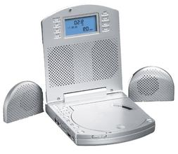 Grundig Eton Ego 4000 Plus Portable CD / MP3 Player with Bui