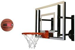 Lancaster Sports EZ-Fold 2 Player Indoor Arcade Dual Basketb