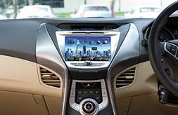 POWER ACOUSTIK P-85ELTR OEM Upgrade Multimedia Navigation with 8-Inch Monitor and Bluetooth for Hyundai Elantra 2011 Epsilon Electronics Inc.