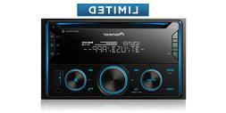 Pioneer FH-S52BT Double 2 DIN CD MP3 Player Bluetooth Aux US