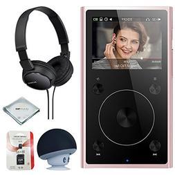 FiiO X1 2nd Gen , mp3 Player - High Resolution, Portable, Bl