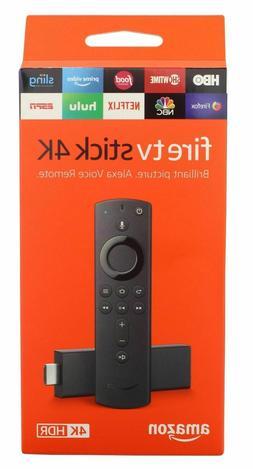 Amazon Fire TV Stick 4K with Alexa Voice Remote, streaming m
