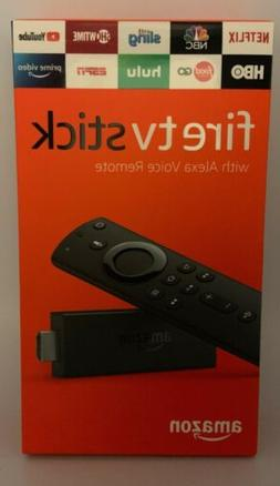 Fire TV Stick with all-new Alexa Voice Remote, streaming med