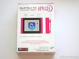 Eclipse Fit Clip Plus 8GB MP3/Video Player/Pictures/FM Radio