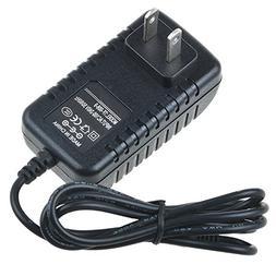 AT LCC New AC/DC Adapter Fits CyberHome CH LDV 7 10 DVD Play
