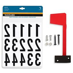 Mailbox Flag Complete Replacement Kit - Includes Flag, Screw