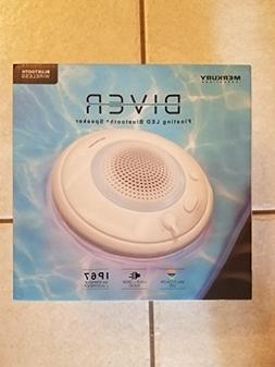 Floating Pool LED Bluetooth Speaker