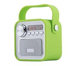 FM Radio Portable Bluetooth Speakers Wireless Outdoor Speake