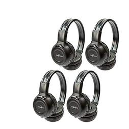 Four Pack of Two Channel Folding Adjustable Universal Rear E