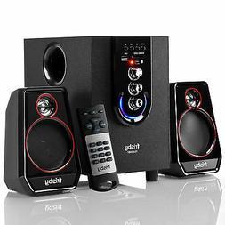 Frisby FS-6200BT Bluetooth Wireless 2.1 Ch Subwoofer Speaker