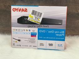 SANYO FWBP505F Blu-Ray Player - Black