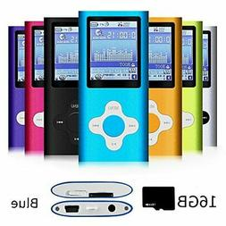 G.G.Martinsen Versatile MP3/MP4 Player with a Micro SD Card,