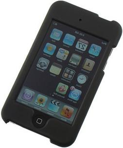 Generic NEW BLACK RUBBERIZED HARD CASE COVER FOR APPLE iPOD