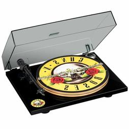 Guns N' Roses Turntable Limited Edition Record Player Lock