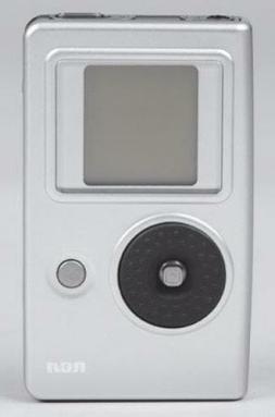 RCA H115 5GB Hard Drive Music Player MP3