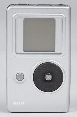 RCA H115 5GB Hard Drive Music Player MP3 Player