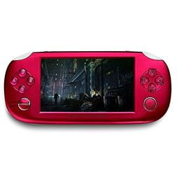 """Handheld Game Console, Loyalfire Game Player with 4.3"""" 64-bi"""