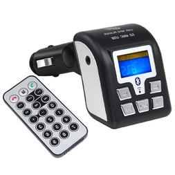 TOOGOO Handsfree Auto Car Kit Bluetooth USB SD FM Transmitte