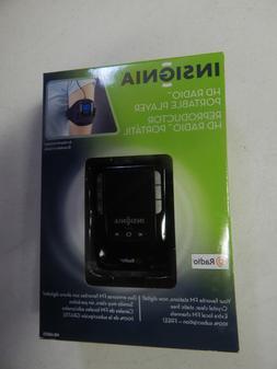 INSIGNIA HD radio portable player NS-HD01