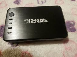 AGPTEK 1080P HD HDMI AV VGA Media Player Black RMVB MKV SD S