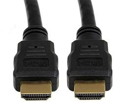 Copartner HDMI Cable, 6FT, E119932-T, Gold Plated Connectors