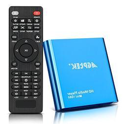 HDMI Media Player, Blue Mini 1080p Full-HD Ultra HDMI Digita