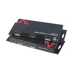 AV Access HDMI Splitter 1x2, 4K 1080p 3D, Dolby/ DTS, Auto E