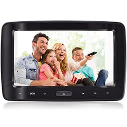Headrest DVD Player for Car Can Use Both in Car or at Home a