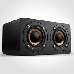 Heavy Bass Dual Speaker Audio Player Wireless Bluetooth Loud