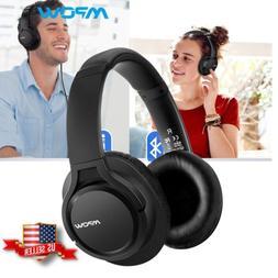MPOWHeavy Bass Headphone Noise Cancelling Wireless Bluetooth
