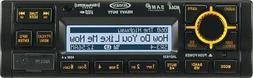 Jensen JHD1630B Heavy Duty AM, FM, WB, iPod, and iPhone, Veh